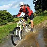 Be a Better Mountain Bike Rider by Looking Ahead
